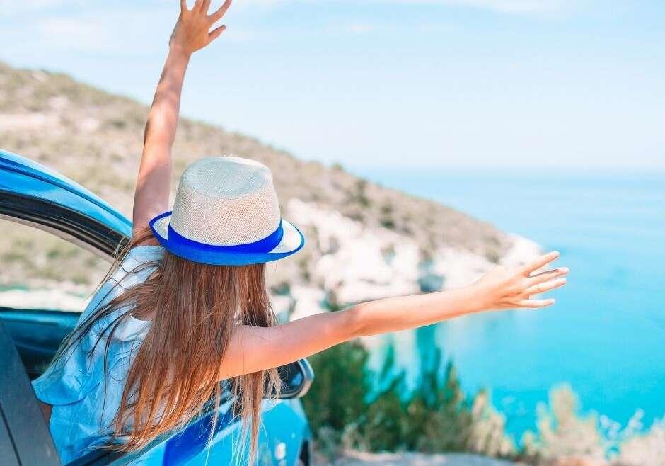 Viajar en verano: conducción segura